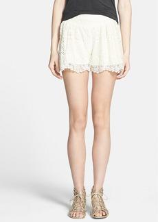 Ella Moss 'Carole' Lace Shorts