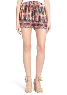 Ella Moss 'Citra' High Rise Pull-On Shorts
