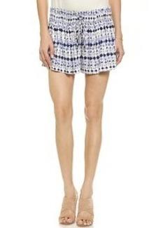 Ella Moss Cortez Mini Shorts