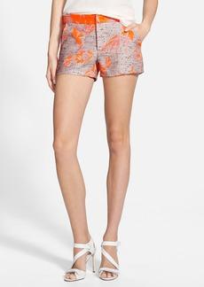 Ella Moss 'Dahlia' Jacquard Shorts