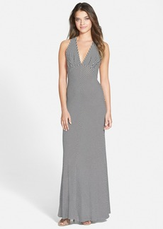 Ella Moss 'Dario' Stripe Maxi Dress