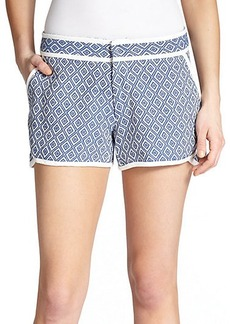 Ella Moss Debbie Printed Shorts