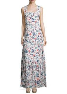 Ella Moss Dolce Flora Sleeveless Maxi Dress