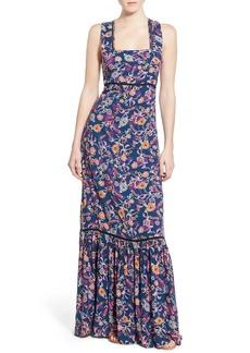 Ella Moss 'Dolce Vita' Floral Maxi Dress