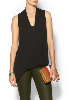 Ella Moss Drapey Sleeveless Top