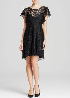 Ella Moss Dress - Annalisa Lace