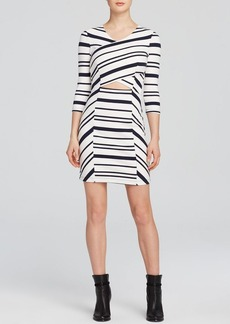 Ella Moss Dress - Bonnie Stripe