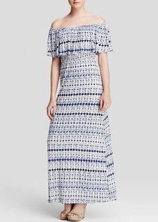 Ella Moss Dress - Cortez Off The Shoulder Maxi