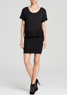 Ella Moss Dress - Jesse Fringe
