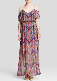 Ella Moss Dress - Mazatlan Maxi