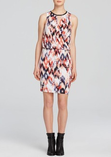 Ella Moss Dress - Zia Printed