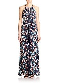 Ella Moss Floradita Print Maxi Dress