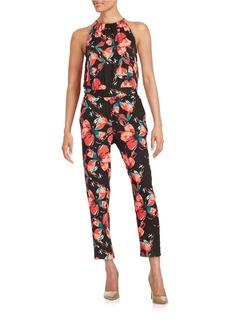 ELLA MOSS Floral Jumpsuit