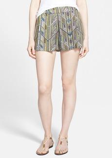 Ella Moss Geo Print Shorts