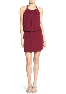 Ella Moss Halter Blouson Dress
