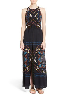 Ella Moss 'Hopelux' Graphic Maxi Dress