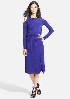 Ella Moss 'Icon' Cold Shoulder Dress
