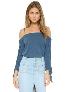 Ella Moss Isabella Off Shoulder Blouse