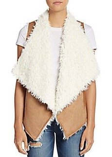 Ella Moss Jaden Sherpa Vest