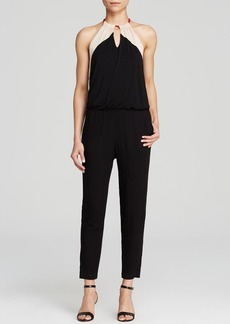 Ella Moss Jumpsuit - Bella Color Block