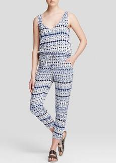 Ella Moss Jumpsuit - Cortez Printed
