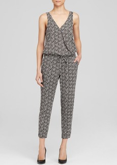 Ella Moss Jumpsuit - Monet