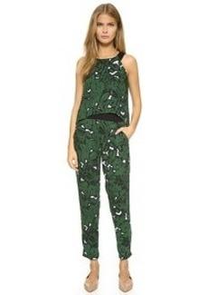 Ella Moss Jungle Floral Jumpsuit