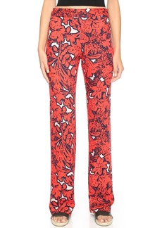 Ella Moss Jungle Floral Pants