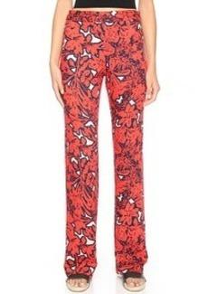 Ella Moss Jungle Floral Pants