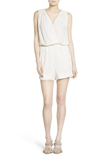 Ella Moss 'Katella' Sleeveless Surplice Romper