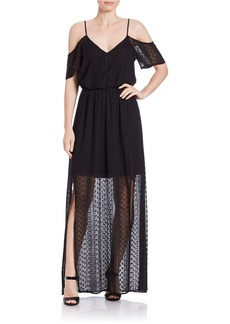 ELLA MOSS Lace Maxi Dress