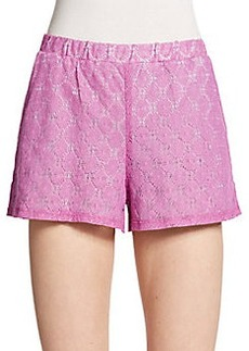Ella Moss Lace Shorts
