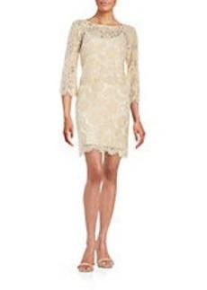 ELLA MOSS Layered-Style Dress