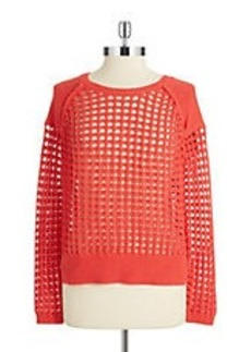 ELLA MOSS Loose Knit Sweater