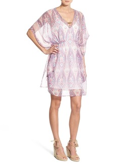 Ella Moss 'Lorelei' Silk Tunic Dress