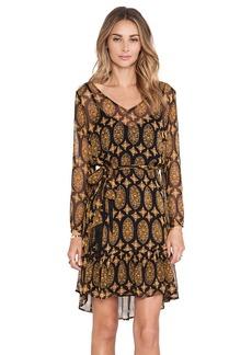 Ella Moss Marigold Dress in Black