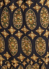 Ella Moss Marigold Print Silk Dress (Nordstrom Exclusive)