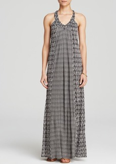 Ella Moss Maxi Dress - Tempe Printed