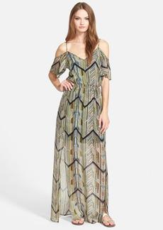 Ella Moss 'Mazatlan' Silk Maxi Dress