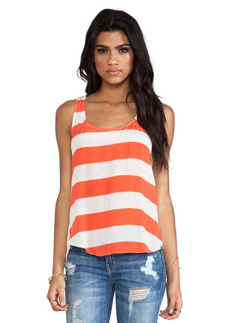Ella Moss Millie Tank in Orange