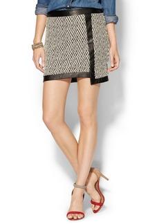 Ella Moss Minka Jacquard Mini Skirt