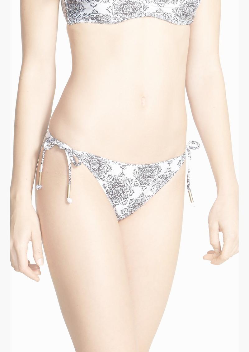 Ella Moss 'Moselle' Side Tie Bikini Bottoms