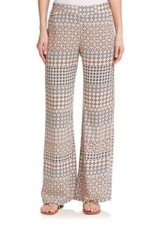 Ella Moss Mozaic Printed Pants