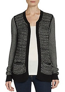 Ella Moss Patterned Cardigan