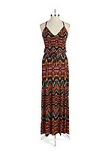 ELLA MOSS Patterned Maxi Dress