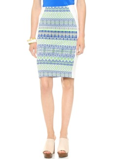 Ella Moss Paz Pencil Skirt