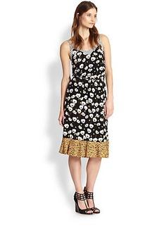 Ella Moss Poppy Fields Sleeveless Dress