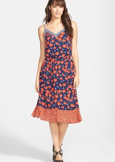 Ella Moss Poppy Print Tank Dress