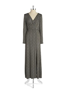 ELLA MOSS Printed Maxi Dress