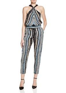 Ella Moss Rainforest Printed Jumpsuit